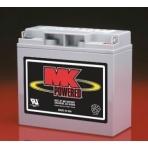 12V 17.5AHR  -Sealed Lead acid battery T2/F2 Terminals