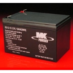 12V 12AHR  -Sealed Lead acid battery T2/F2 Terminals