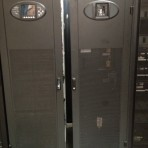 Liebert 2010 NX 80kVA 480/208 with Maintenance Bypass & (1)Battery Cabinets